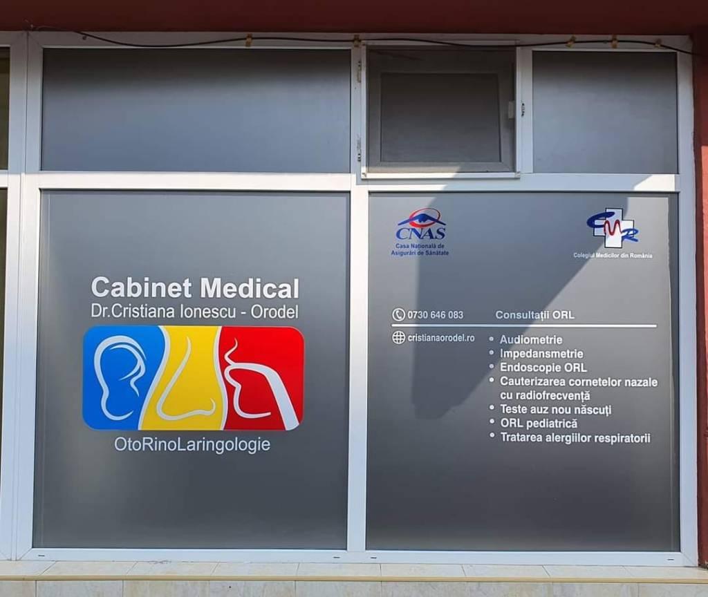 Cabinet medical ORL Constanta - Doctor Cristiana Ionescu - Orodel